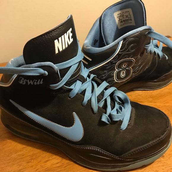 precoz Erudito Tropezón  Nike Shoes | Deron Williams Blue Chip Basketball | Poshmark